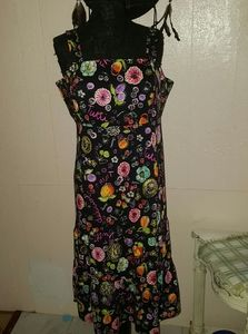 KSL Mixed Print Tutti Fruit Sundress